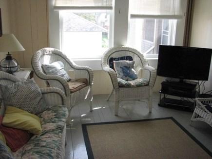 Oak Bluffs Martha's Vineyard vacation rental - Sunroom