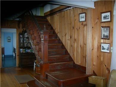 Oak Bluffs Martha's Vineyard vacation rental - Stairway