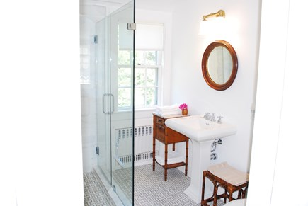 Vineyard Haven Martha's Vineyard vacation rental - Upstairs bathroom