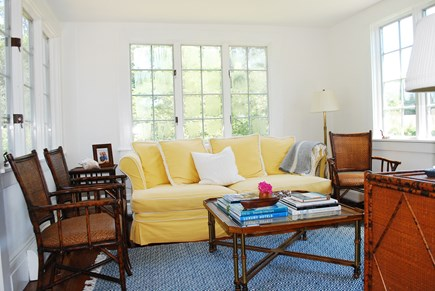 Vineyard Haven Martha's Vineyard vacation rental - Family Room