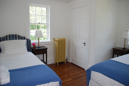 Vineyard Haven Martha's Vineyard vacation rental - Twin bedroom sleeps two.