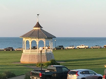 Oak Bluffs Martha's Vineyard vacation rental - Amazing view from front porch.