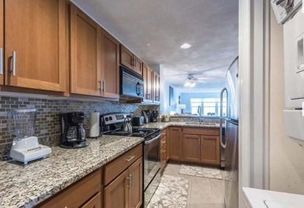 Oak Bluffs Martha's Vineyard vacation rental - Kitchen and Laundry
