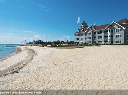 Oak Bluffs Martha's Vineyard vacation rental - Seaview Condos Overlooking Beach