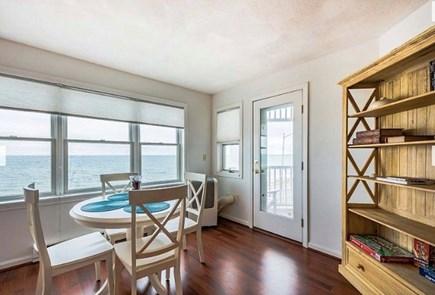 Oak Bluffs Martha's Vineyard vacation rental - Dining Opens to Deck