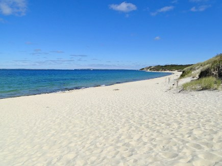 West Tisbury Martha's Vineyard vacation rental - Beautiful Lambert's Cove Beach just a mile and 1/2 away