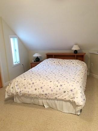 West Tisbury Martha's Vineyard vacation rental - Upstairs Bedroom #2 with queen bed.