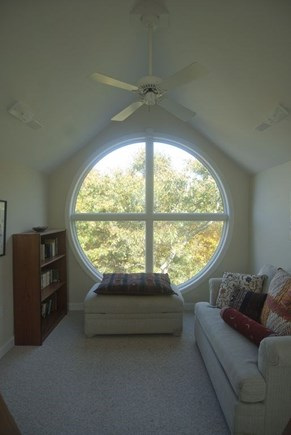 West Tisbury Martha's Vineyard vacation rental - Third floor loft offers a reading nook, extra sleeping area