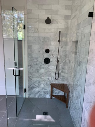 Oak Bluffs Martha's Vineyard vacation rental - Master Shower