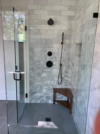 Oak Bluffs Martha's Vineyard vacation rental - Master Shower