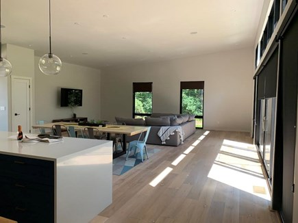 Oak Bluffs Martha's Vineyard vacation rental - Open Living Room