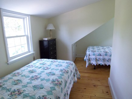 Edgartown Martha's Vineyard vacation rental - Bedroom 4 2 twins