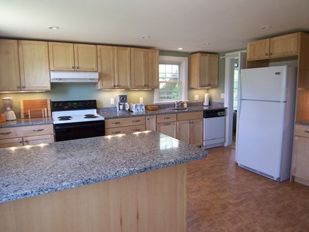 Edgartown Martha's Vineyard vacation rental - Kitchen