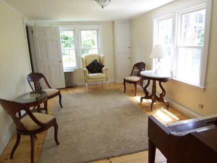 Edgartown Martha's Vineyard vacation rental - Sitting room