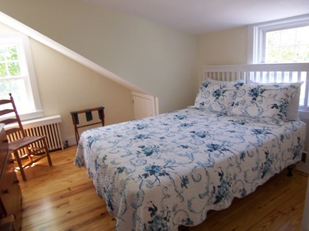 Edgartown Martha's Vineyard vacation rental - Master Bedroom 1 queen