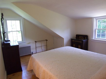 Edgartown Martha's Vineyard vacation rental - Bedroom 2 1 queen