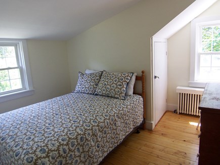 Edgartown Martha's Vineyard vacation rental - Bedroom 3 1 queen