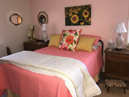Oak Bluffs Martha's Vineyard vacation rental - 2nd floor Full Master-sized suite with sitting area and 4K HD TV.