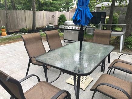 Oak Bluffs Martha's Vineyard vacation rental - Dine 'al fresco' on the patio!