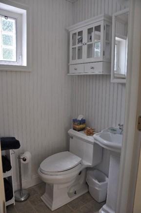 Edgartown Martha's Vineyard vacation rental - Downstairs bathroom