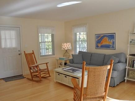 Edgartown Martha's Vineyard vacation rental - Living area