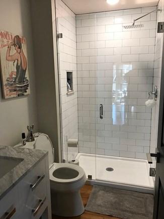 Edgartown Martha's Vineyard vacation rental - 1st floor bath