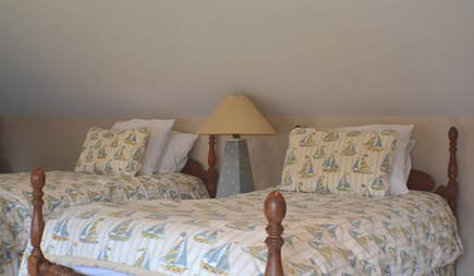 Edgartown, Katama Martha's Vineyard vacation rental - Another view of the 2 Twin beds