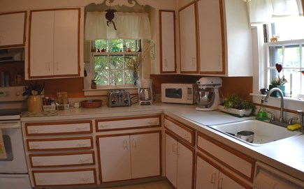 Edgartown, Katama Martha's Vineyard vacation rental - Kitchen