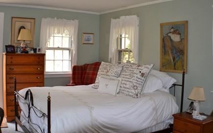 Edgartown, Katama Martha's Vineyard vacation rental - Another view of first floor bedroom - Queen size bed