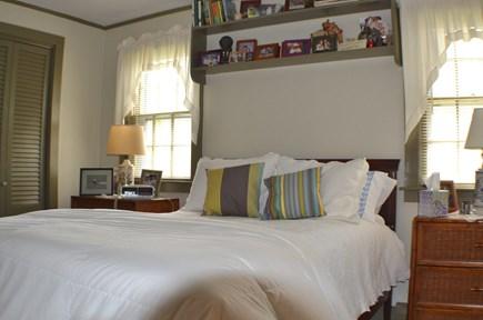 Edgartown, Katama Martha's Vineyard vacation rental - First floor bedroom - Full size bed