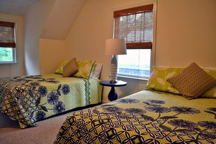Oak Bluffs Martha's Vineyard vacation rental - Second floor bedroom - 2 Queen beds