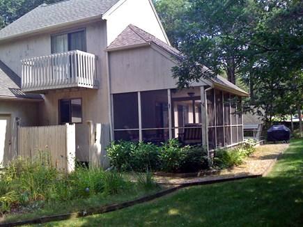 Oak Bluffs Martha's Vineyard vacation rental - Exterior Yard & Outdoor Shower