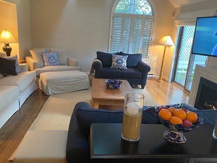 Oak Bluffs Martha's Vineyard vacation rental - Great Room View From Kitchen