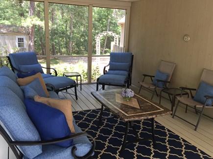 Oak Bluffs Martha's Vineyard vacation rental - Screened Porch