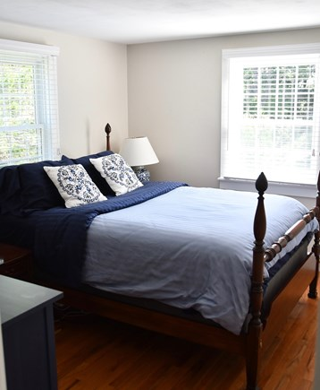 Oak Bluffs Martha's Vineyard vacation rental - Bedroom #1 with Queen Bed