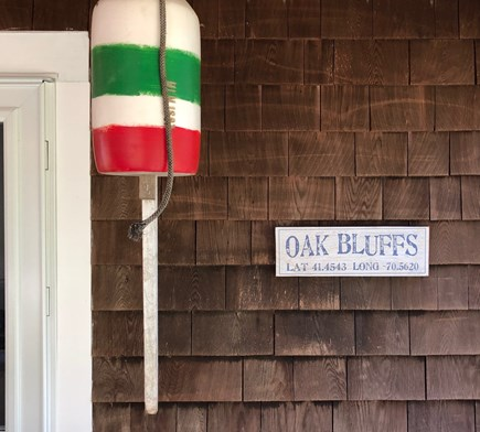 Oak Bluffs Martha's Vineyard vacation rental - Porch Life
