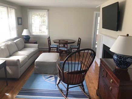 Oak Bluffs Martha's Vineyard vacation rental - Living Room & Dining Area