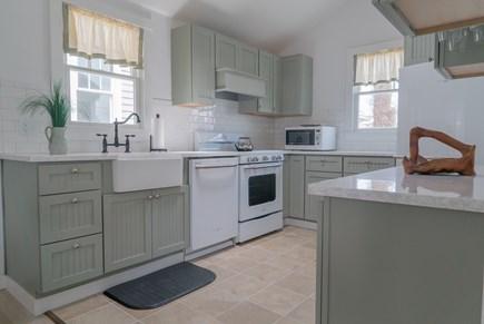 Oak Bluffs Martha's Vineyard vacation rental - Second floor full kitchen.
