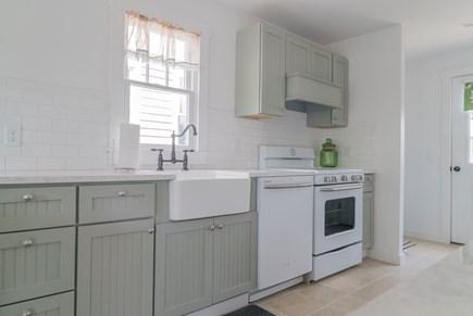 Oak Bluffs Martha's Vineyard vacation rental - First floor full kitchen.