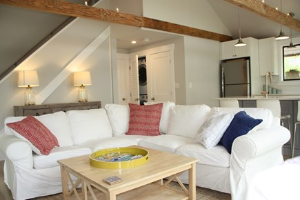 Vineyard Haven Martha's Vineyard vacation rental - Comfortable living room