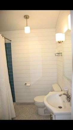 Vineyard Haven Martha's Vineyard vacation rental - Second bathroom with shower