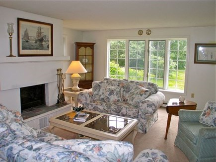 Katama - Edgartown, Edgartown Martha's Vineyard vacation rental - Living room with lots of natural light