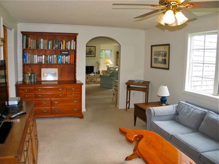 Katama - Edgartown, Edgartown Martha's Vineyard vacation rental - Den and entertainment room