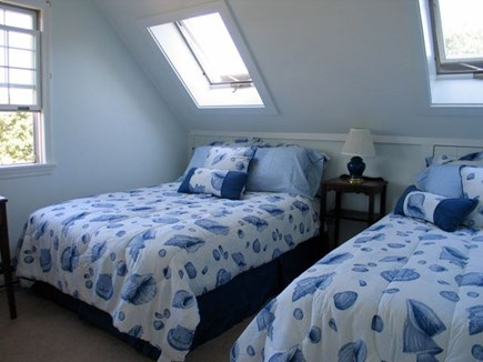 Katama - Edgartown, Edgartown Martha's Vineyard vacation rental - Full and twin bed upstairs