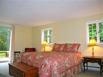 Katama - Edgartown, Edgartown Martha's Vineyard vacation rental - Master with queen bed