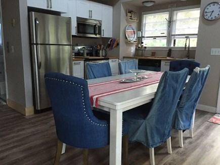 Edgartown Martha's Vineyard vacation rental - Kitchen/Dining