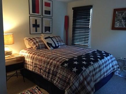 Edgartown Martha's Vineyard vacation rental - 2nd floor bedroom,  Queen bed