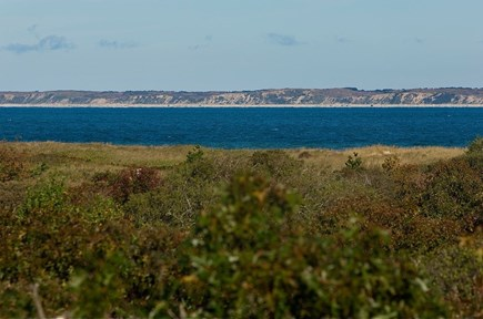 Aquinnah Martha's Vineyard vacation rental - Water view from the house