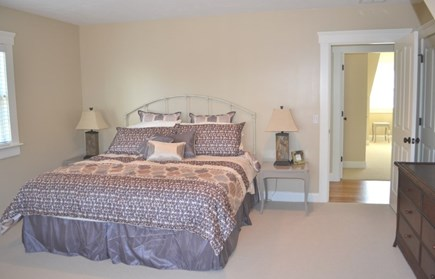 Oak Bluffs Martha's Vineyard vacation rental - Another king on second floor