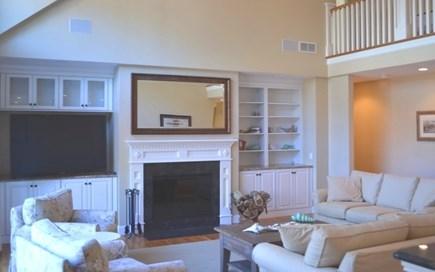 Oak Bluffs Martha's Vineyard vacation rental - Cozy living room